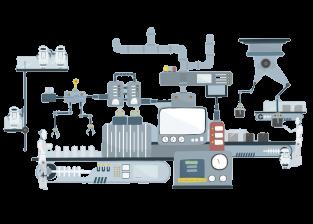Industrial IoT and factors driving the 5G verticals